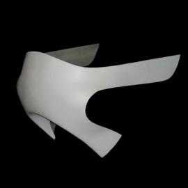 Tête de fourche Cafe Racer fibre de verre 50 CM3