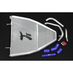 Radiateur d'eau grand format Taleo Tecnoracing GSXR600/750 2011-2016 L1-L6