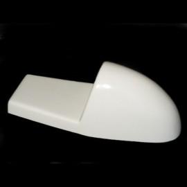 Coque arrière Cafe Racer fibre de verre 125 CM3