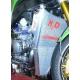 Radiateur d'eau grande capacité H2O performance Kawasaki ZX6R 05/06