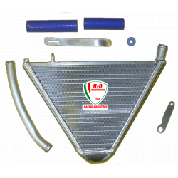 Radiateur d'eau additionnel H2O Performance Triumph Daytona 675 06-12