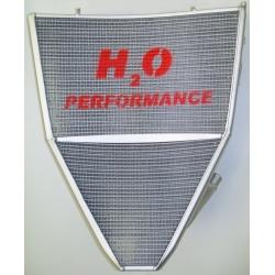 Radiateur d'eau grande capacité MV Agusta F4 2007-2009 H2O Performance