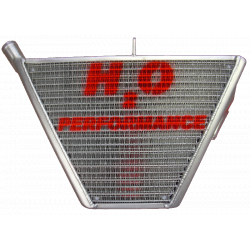 Radiateur d'eau additionnel H2O Performance Honda CBR600 RR 03-05