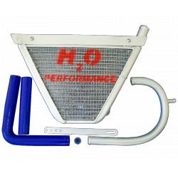 Radiateur d'eau additionnel Kawasaki ZX-6R 2009-2016 H2O Performance