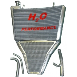Radiateur d'eau grande capacité H2O performance Yamaha YZF R6 03-05