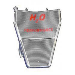 Radiateur d'eau grande capacité H2O performance Yamaha YZF R6 06/07