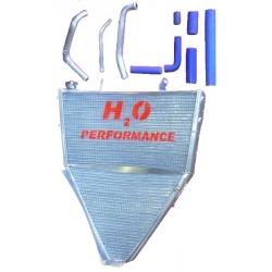 Radiateur d'eau grande capacité R6 2008-2015 H2O Performance