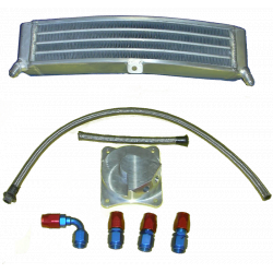 Radiateur d'huile additionnel H2O Performance Honda CBR600RR 07-15