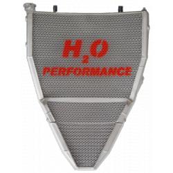 Radiateur d'eau et d'huile grande capacité MV Agusta F4 2010-2018 H2O Performance
