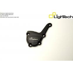Protection carter allumage aluminium taillée masse LIGHTECH BMW S1000RR 09-16