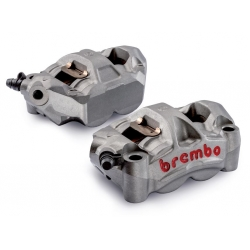 Pack 2 étriers de frein M50 radiaux monobloc entraxe 100 mm BREMBO