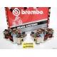 Paire d'étriers de frein radial taillé masse HPK BREMBO GP4 RX 32/32 10mm