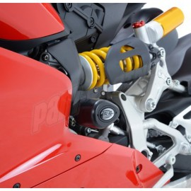 Kit Tampons de Protection AERO R&G Racing 899, 1199 Panigale