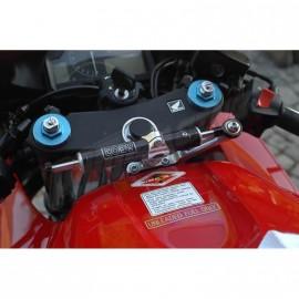 Amortisseur de direction racing ou route position origine TOBY CBR600RR 2003-2004
