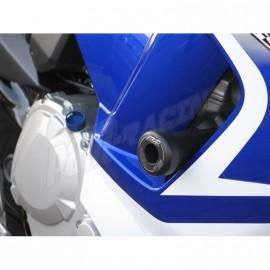 Tampons de protection avec platines de déport GSG MOTO GSX 650F 2008-2014