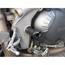 Tampons de protection carters moteur GSG MOTO TNT 899, TNT 1130, TNT 1130 Sport