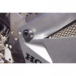 Tampons de protection avec réservoir liquide refroidissement GSG MOTO VFR 800 2002-2013