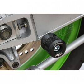 Diabolos support béquille M12*1.25 GSG MOTO ZXR 400 1989-1990 plastique Noir