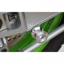 Diabolos support béquille M12*1.25 GSG MOTO ZXR 400 1989-1990 aluminium