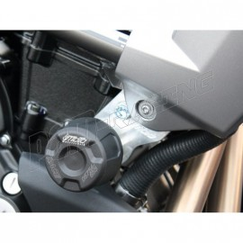 Tampons de protection GSG MOTO Versys 650 2007-2014