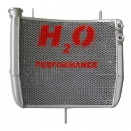 Radiateur d'eau et d'huile grande capacité H2O performance Honda MOTO 3
