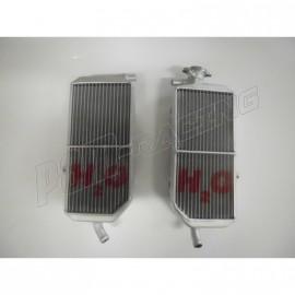 Radiateurs d'eau grande capacité KTM SX-F H2O Performance
