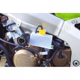 Tampons de protection avec réservoir liquide refroidissement GSG MOTO ZX-9R 2000-2001