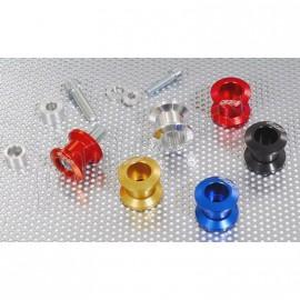 Diabolos support béquille 10 mm GSG MOTO ZX-9R 2000-2001 aluminium