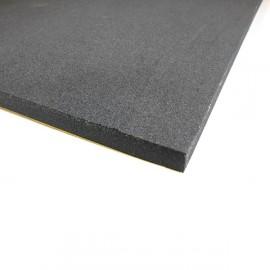 Mousse de selle néoprène haute densité 33 x 33 cm épaisseur 5, 10, 15, 20 ou 30 mm