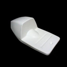 Coque arrière fibre de verre JAWA 350 cm3 4 cyl. 2 cycl. MOTOFORZA