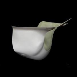 Sabot Cafe Racer fibre de verre Rickmann-Metisse