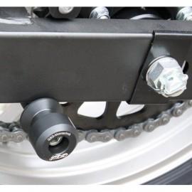 Diabolos support béquille M10*1.25 GSG MOTO Z750 2007-2013 plastique noir