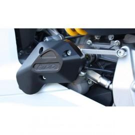 Tampons de protection avec platines de déport GSG MOTO 899 Panigale 2014-2015