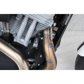 Tampons de protection entre cylindre et tube de cadre GSG MOTO XR 1200