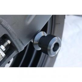Diabolos support béquille M10x1.25 GSG MOTO ZX 6R 2007-2008 plastique Noir