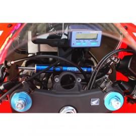 Amortisseur de direction racing ou origine TOBY CBR600RR 2003-2004