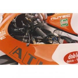 Amortisseur de direction racing TOBY RS 125R 1989-2011