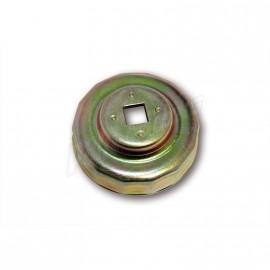 Clé pour filtre à huile BMW 74 mm