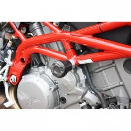 Tampons de protection GSG MOTO Corsaro / Avio 2006-2014, 1200 Sport, 1200 Scrambler
