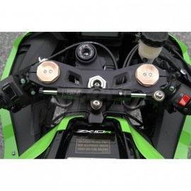 Amortisseur de direction racing ou route position origine TOBY ZX10R 2011-2018