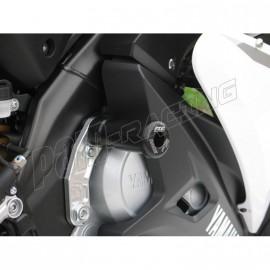 Tampons de protection GSG MOTO YZF R 125, WR 250 R, WR 250 X