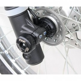 Protections de fourche GSG MOTO WR 125 R/X