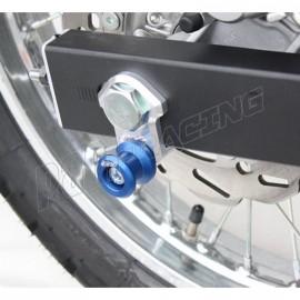 Support de base pour diabolos support béquille 8 mm GSG MOTO WR 125 R/X