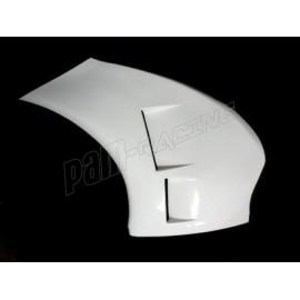 Flanc gauche fibre de verre version 2 MOTO2 ICP