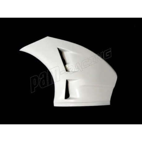 Flanc gauche fibre de verre version 3 MOTO2 ICP