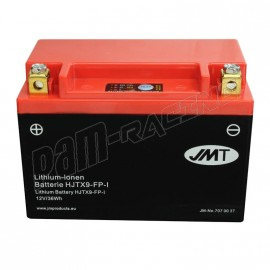 Batterie Lithium-Ion HJTX9-FP avec indicateur