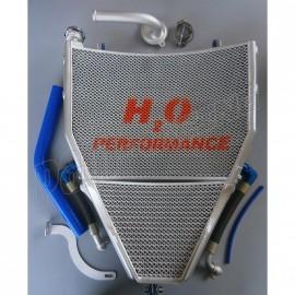 Radiateur d'eau et d'huile grande capacité R1 2015-2019 H2O Performance