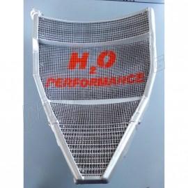 Radiateur d'eau et d'huile grande capacité MV Agusta F3 2011-2020 H2O Performance