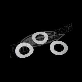 Rondelles teflon pour tirage rapide EURO RACING 3 PCS