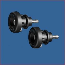Diabolo Support Béquille GB Racing 6mm MT-09, Tracer, FZ-09, Scrambler, XSR900 2014-2016